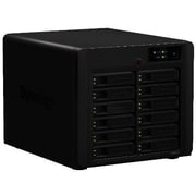 Synology® DS2413+ High Performance 12-Bay Network Attached Storage Server, 48 TB