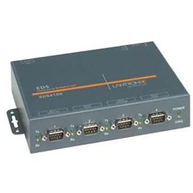 Lantronix® EDS Series Device Server With PoE, 4 Ports