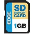 Edge™ EDGDM-197230-PE Peripheral Secure Digital High Capacity Flash Memory Card, 1GB