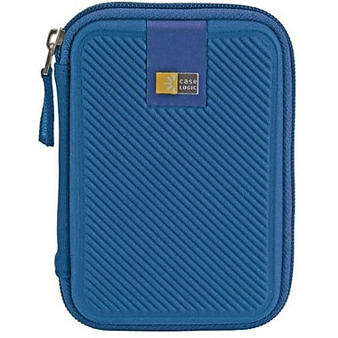 Case Logic® EHDC-101DARKBLUE Portable Hard Drive Case