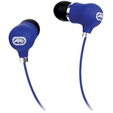Mizco Ecko Bubble Earbud, Blue