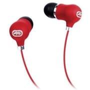 Mizco Ecko Bubble Earbud, Red