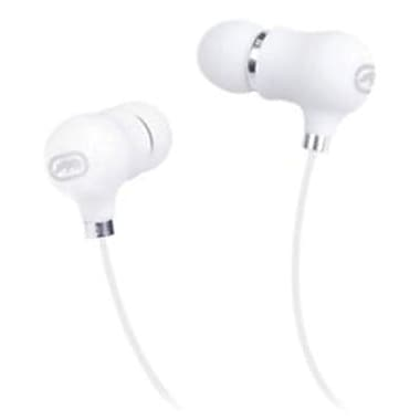 Mizco Ecko Bubble Earbud, White