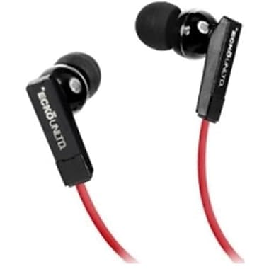 Mizco Ecko Stealth Earbud, Red