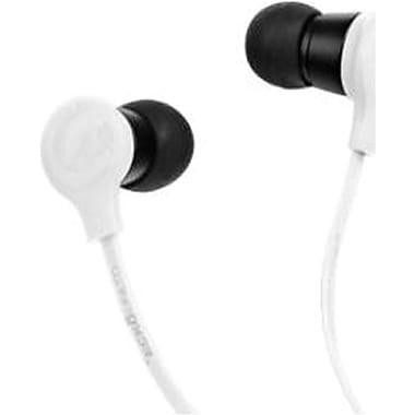 Mizco Ecko Trek Earbud, White