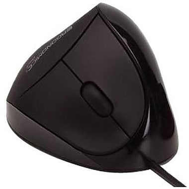 Ergoguys EM011-BK Wired Comfi Ergonomic Mouse