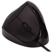 Ergoguys EM011-BK USB Wired Optical Mouse, Black