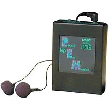 Nady® EO3 BB In Air Monitor System, 72.3 Hz