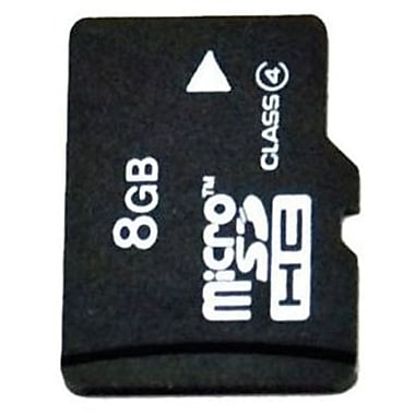 EP Memory EPSDHCM Micro Secure Digital Flash Memory Card, 8GB