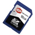 EP Memory EPSDHC Secure Digital High Capacity Flash Memory Card, 16GB