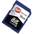 EP Memory EPSDHC Class6 Secure Digital High Capacity Flash Memory Card, 16GB