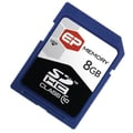 EP Memory EPSDHC Class 6 Flash Memory Card, 8GB