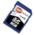 EP Memory EPSDHC MiniSD High Capacity Flash Memory Card, 8GB