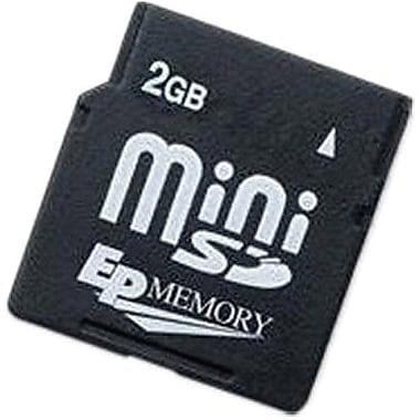 EP Memory EPSD MiniSD Card, 2GB