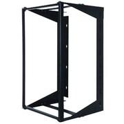 """Belkin™ F4D147 Wall Mount Swing-Away Relay Rack, 36"""" x 18"""""""