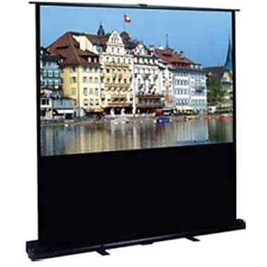 Elite Screens™ ezCinema Plus Series 68in. Pull Up Tabletop Portable Projector Screen, 4:3