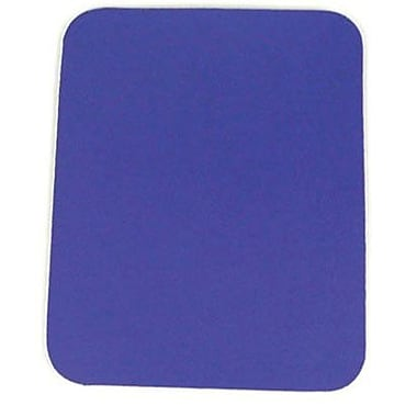 Belkin™ Premium 3 mm(D) Nonslip Base Neoprene Mouse Pad, Blue