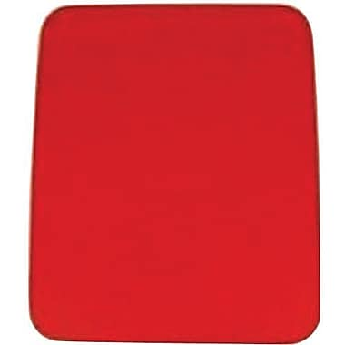 Belkin™ 0.1in.(D) Nonslip Base Neoprene Standard Mouse Pad, Red