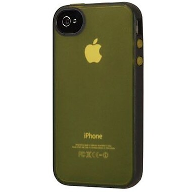 Belkin® Essential 050 iPhone Case For iPhone 4/4S, Yellow/Gray