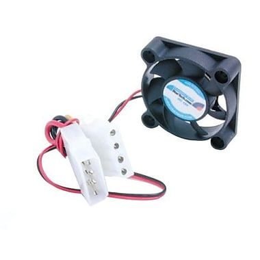 Startech.com® FAN4X1LP4 Dual Ball Bearing Computer Case Fan With LP4, 5000 RPM