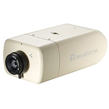level one® FCS-1131 Network Camera, 1/2.7in. Progressive Scan CMOS 2 Megapixel