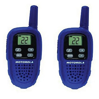 Motorola® Talkabout® FV300 Two-Way Radio, 10 Miles