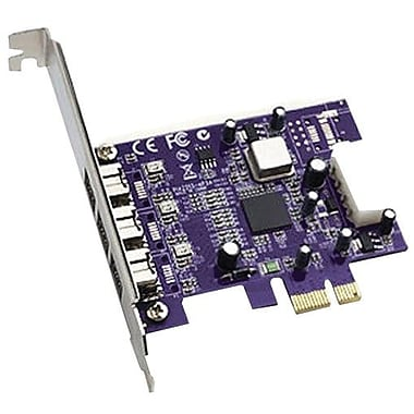 Sonnetch™ FW800-E 3 Port PCI ExpressCard Adapter