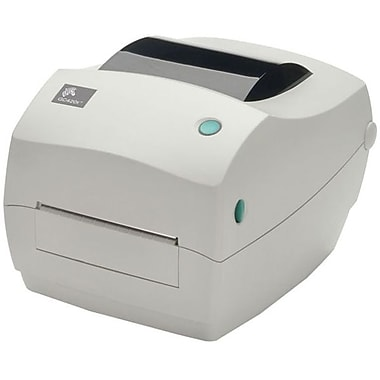 Zebra Technologies® GC420 TT 203 dpi Desktop Printer 6.7in.(H) x 7.9in.(W) x 8.2in.(D)