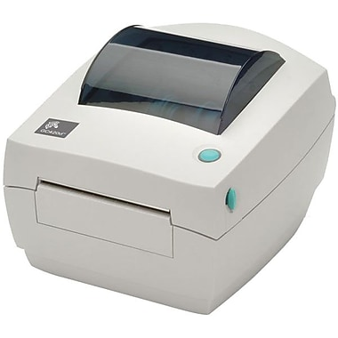 Zebra Technologies® GC420 DT 203 dpi Desktop Printer 6.7in.(H) x 7.9in.(W) x 8.2in.(D)