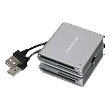 Iogear® GFR210 50-in-1 Portable Card Reader