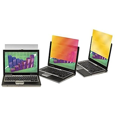 3M™ Gold Widescreen Privacy Filter For 14in. LCD Notebook