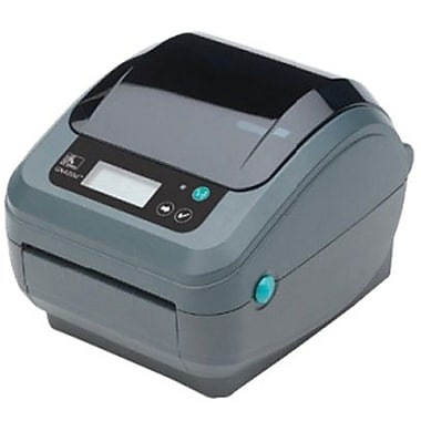 Zebra Technologies® GX420 TT 203 dpi Wi-Fi Desktop Printer 7 1/2in.(H) x 7.6in.(W) x 10in.(D)