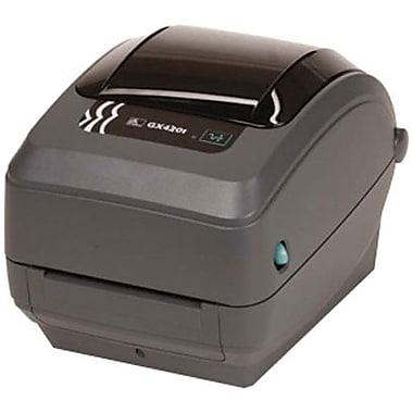 Zebra Technologies® GX430 TT 300 dpi Desktop Printer 7 1/2in.(H) x 7.6in.(W) x 10in.(D)