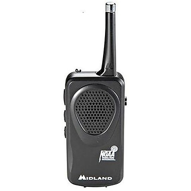 Midland Radio® HH50 Pocket Weather Alert Radio
