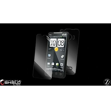 Zagg® invisible Shield® Screen Protector For HTC EVO 4G Smartphone, Clear