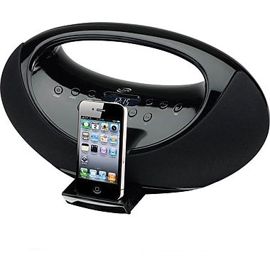iLive™ IBP301B Portable Music System For iPhone/iPod
