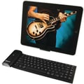 iLive™ ICD281B Wireless Keyboard With Stand, Black