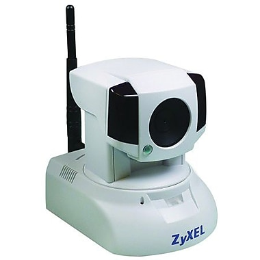 Zyxel CloudEnabled IPC2605N Surveillance/Network Camera, 1/7in. Progressive Scan CMOS