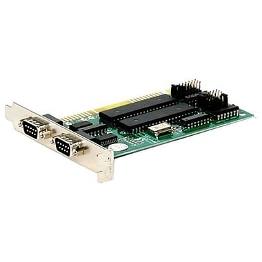Startech.Com® ISA2S550 2 Port Standard Profile Adapter Card