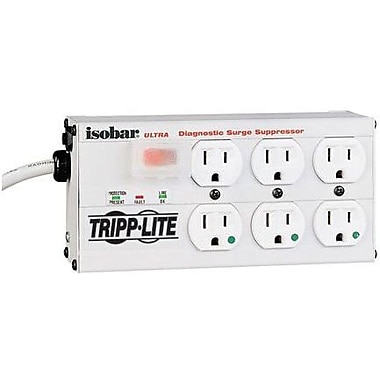 Tripp Lite Isobar® Series 6-Outlet 3330 Joule Surge Suppressor With 15' Cord
