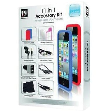 i.Sound® 1597 Accessory Kit For 4th Generation iPod Touch