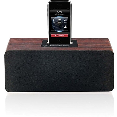 iLive™ ISP500CW Speaker System For iPhone/iPod