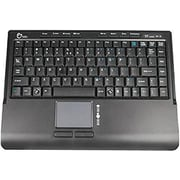 Siig® JK-WR0312-S1 Wireless Multi-TouchPad Mini Keyboard