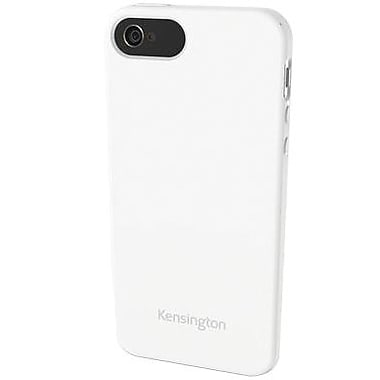 Kensington® Soft Case For iPhone 5, White
