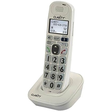 Clarity® KIT D702 4 HS Cordless Phone, 100 Name/Number