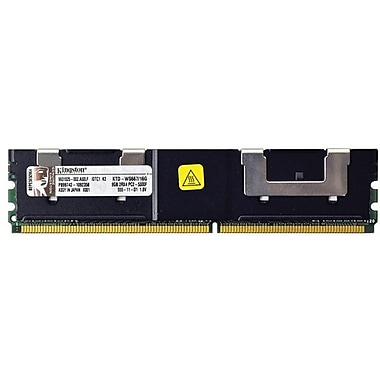 Kingston® KTD-WS667/16G DDR2 SDRAM (240-Pin DIMM) Memory Module, 16GB