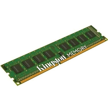 Kingston® KTH9600BS/4G DDR3 SDRAM (240-Pin DIMM) Single Rank Memory Module, 4GB