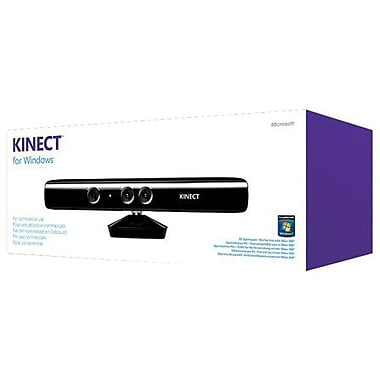 Microsoft® L6M-00001 Kinect Motion Sensing Gaming Controller For Windows