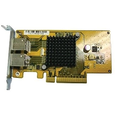 QNAP® LAN-10G2T-U Dual-Port Network Expansion Card For TS-879U-RP/TS-EC879U-RP