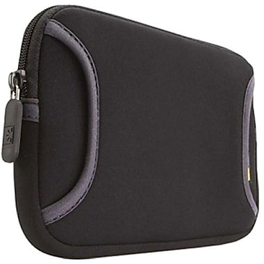 Case Logic® LNEO 7in. Tablet Sleeve For Tablet PC and Accessories, Black